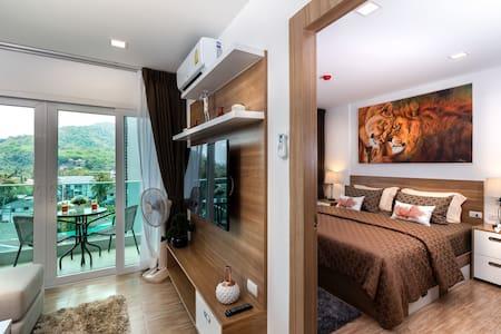 Wonderful 1 Bedroom Apartment on 7th Floor@NaiHarn
