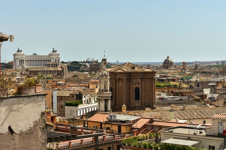 Petit Panoramic Suite in Rome