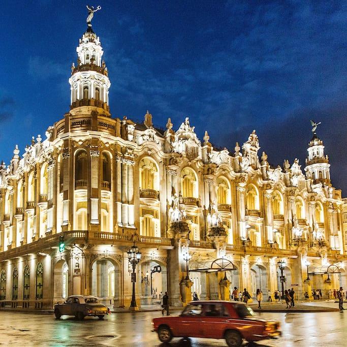 """Foto de Gran Teatro de La Habana """"Alicia Alonso"""""""