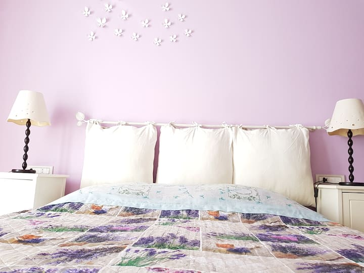 Kinga's apartment free parking 2 bedrooms + living