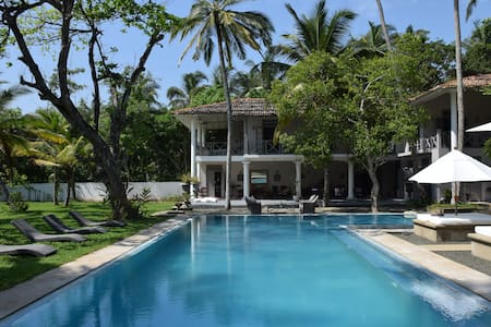 The Water House/MS/ luxury villa on Lake Koggala - Ahangama - Villa