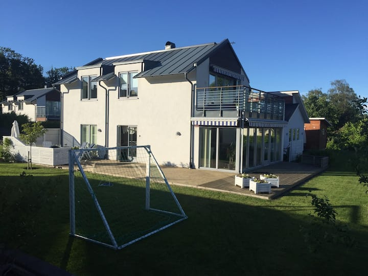 House 10 minutes from central Gothenburg
