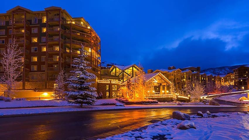 Westgate Park City Ski Resort 2 bdrm Jan 12-19