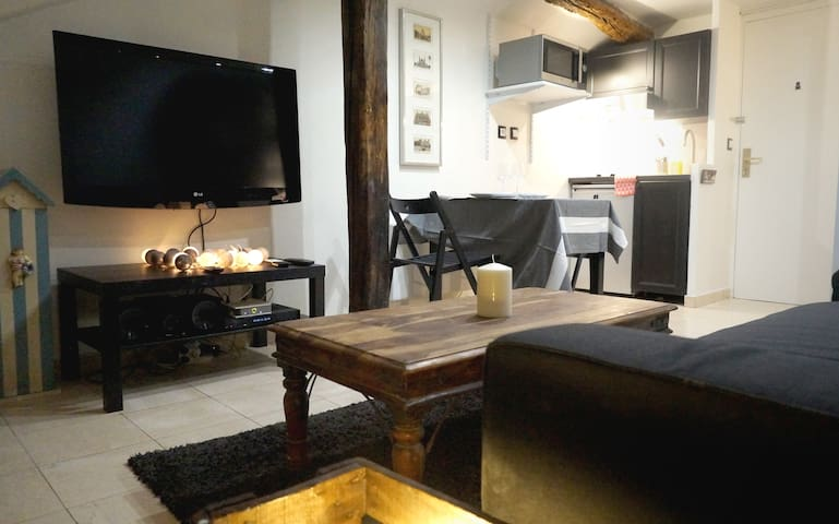 Lovely flat / 12 minutes from Montmartre - Paris-18E-Arrondissement - Apartemen
