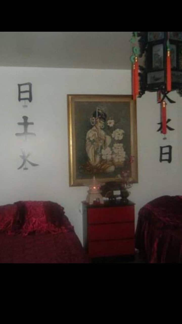 The Oriental Room