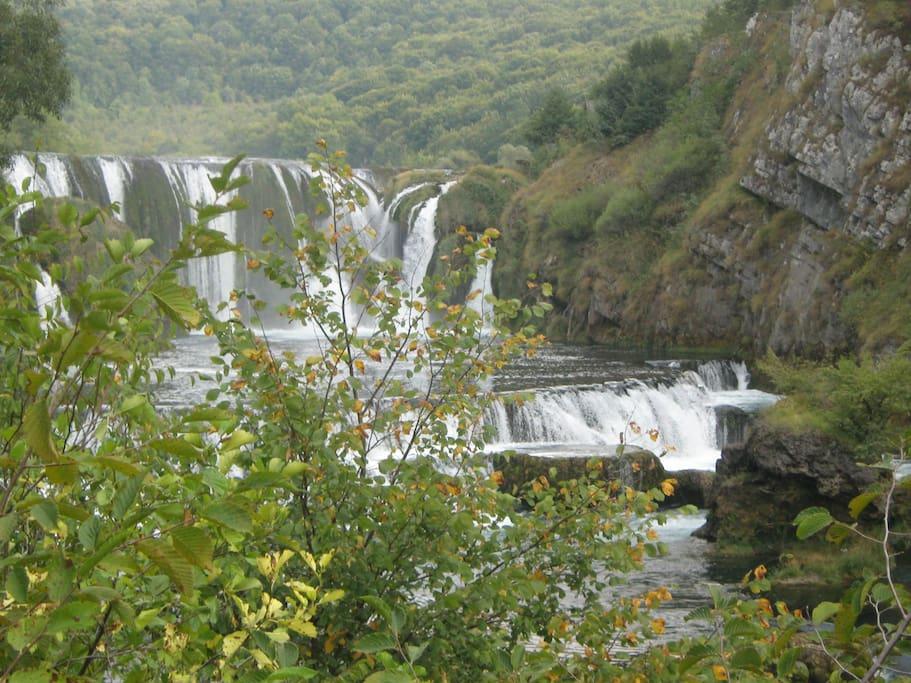 Waterfalls Strbacki Buk
