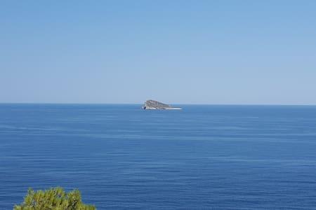 """""""CASA DENCHE"""", relájate frente al mar"""