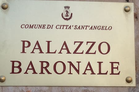 Casa Innamorati a Città Sant Angelo