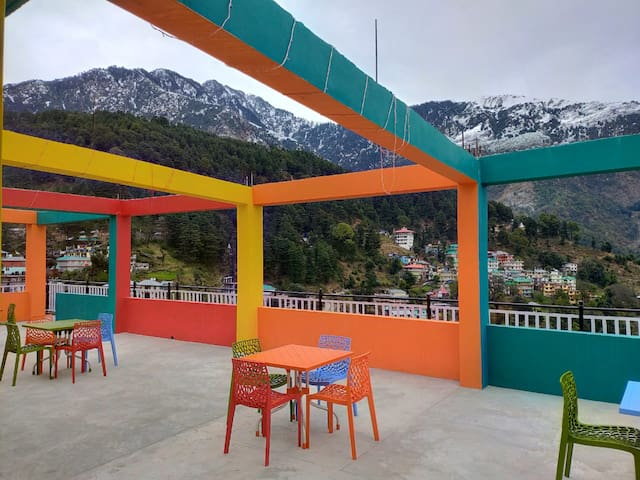 Budgeted stay in Mcleodganj
