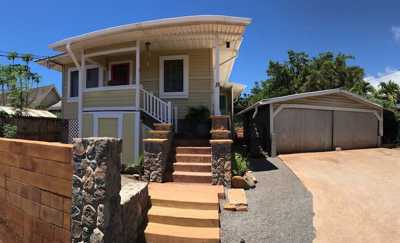 Luna House in The Heart of Paia