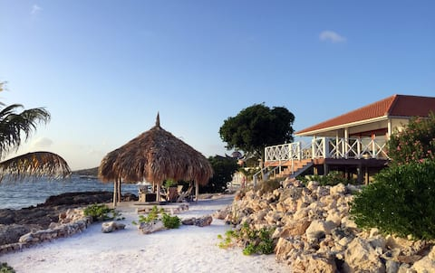 Villa Beach View Beachvilla Curacao
