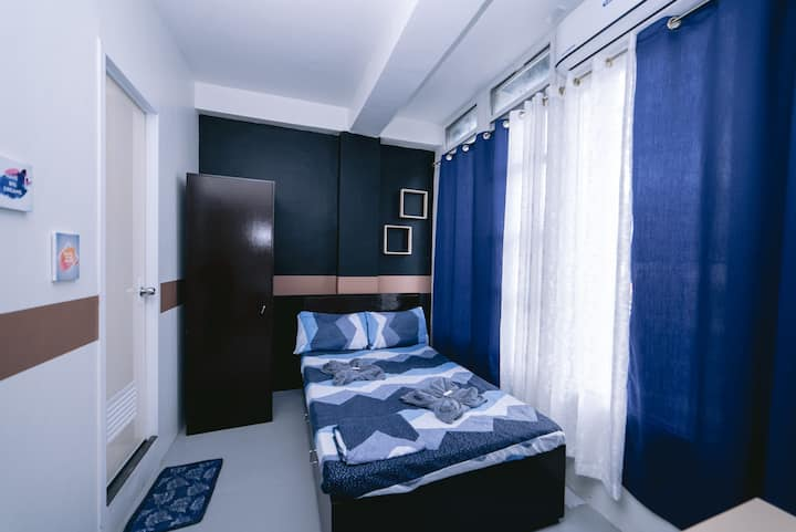 Affordable Room in Bajada with 100MBPS internet