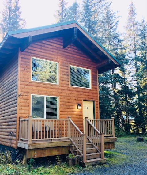 Borealis Cabin - Private Cabin W/Loft