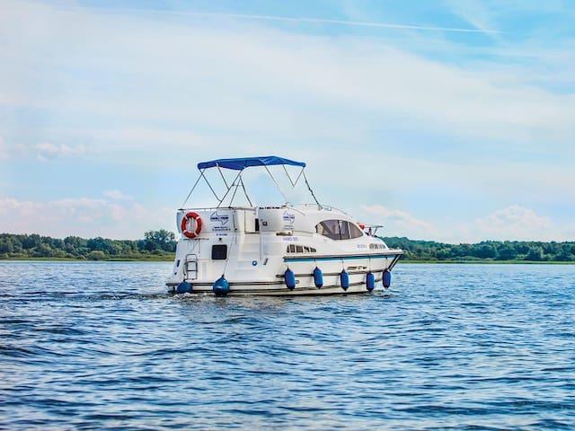 Hausboot Haines 1070