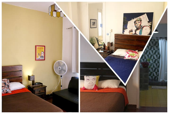 Comfortable private room in downtown!