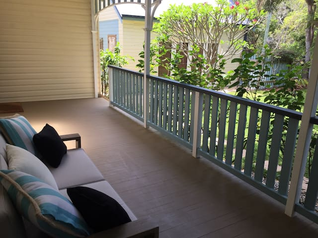 Shipwright's Beach House - Nambucca Heads - Talo