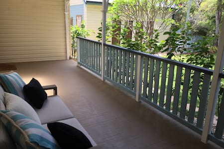 Shipwright's Beach House - Nambucca Heads - Casa