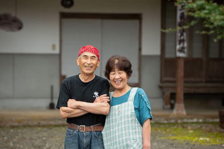 「まなびや」里山の恵を生かす暮らしを体感できる古民家(1泊2食の料理体験付き)