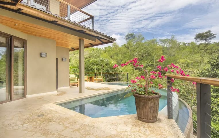 Oceanview 4BR Playa Real House w/Infinity Pool - Guanacaste Province - House