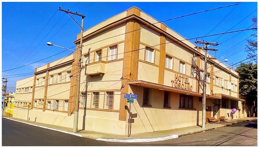 HOTEL TOSCANO - São Carlos - Apartment