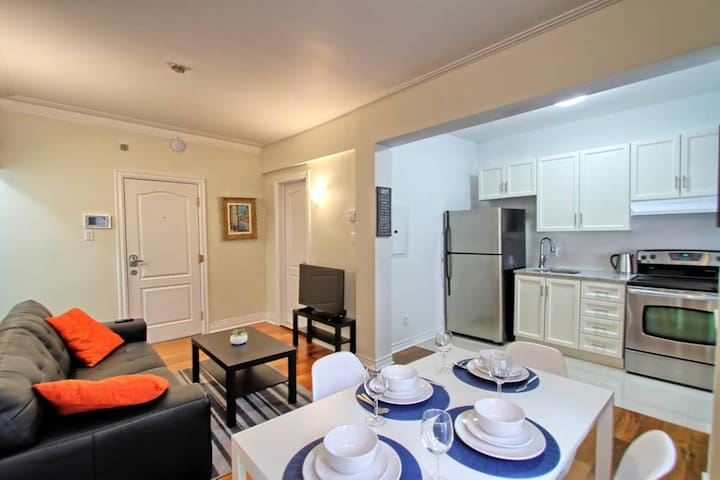 Modern & Spacious | Bell Centre | Best Location