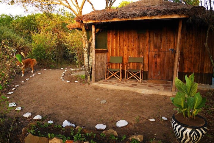 Mara Explorers Camp & Backpackers - Full Board