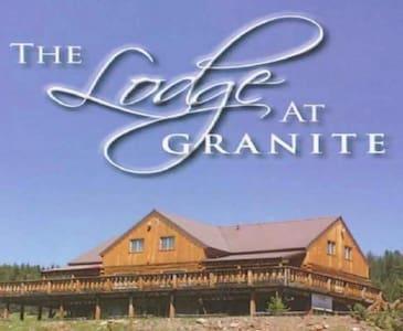 The Lodge at Granite, Oregon