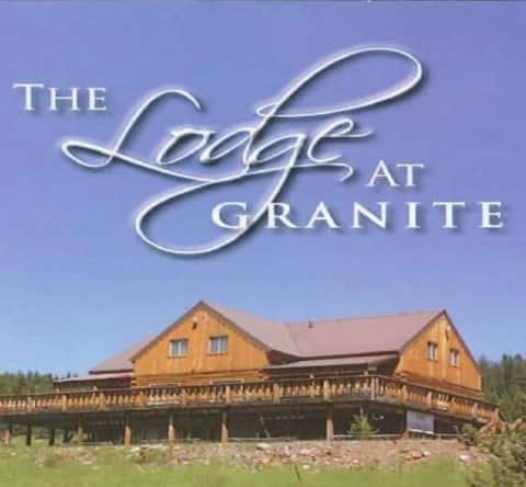 The Lodge at Granite! Peaceful Getaway to Unplug!