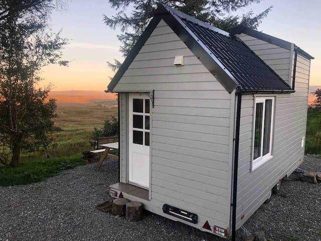 Tiny House in wild Connemara