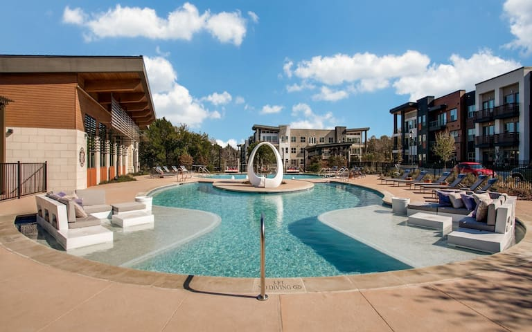 Jefferson Reserve One Bdrm King Suite ~First-Class Amenities in Richardson, TX Telecom