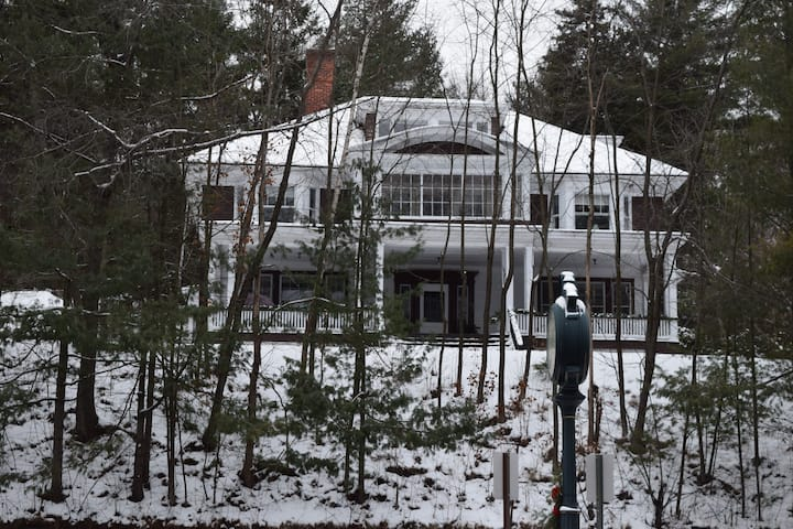 Lake Placid Olympic House