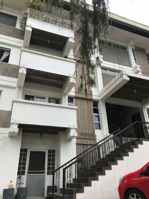 Balcony Facade (Property is at the 2nd Floor)