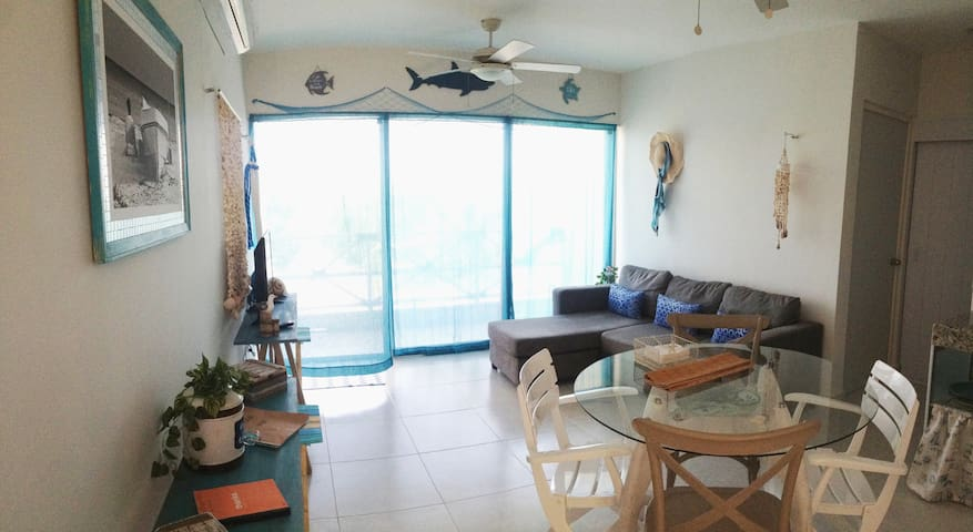 Small condo, all you need. Cute, Comfy, Functional - Progreso - Condo