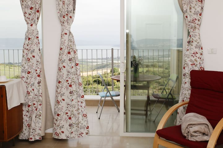 Tranquillo and view! - Kahal - Villa