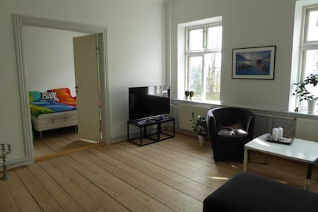 Central Vejle - very near train/bus, also Legoland - Vejle - 公寓