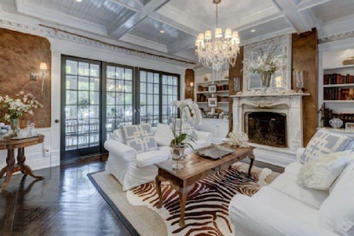 Private Estate, East Hampton - East Hampton - Casa