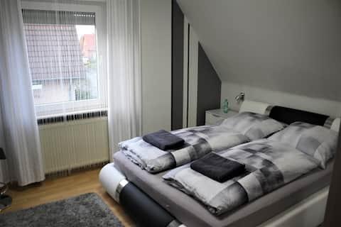 2 Zimmer Wohnung mit Bad und Küche - Bad Salzuflen