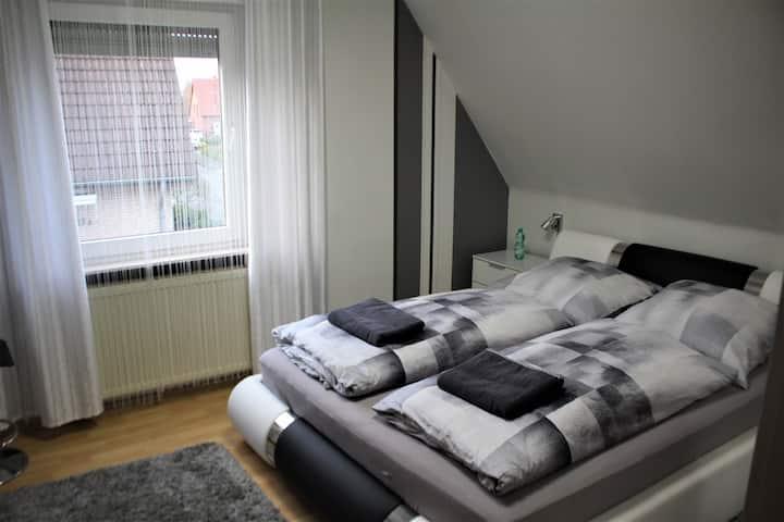 Apartment with bathroom & kitchen - Bad Salzuflen