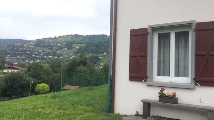 Appartement pour 2 personnes à La Bresse