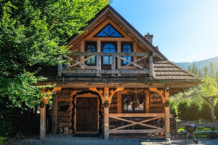 Mountain Shelter Two-Bedroom Chalet in Zakopane 1