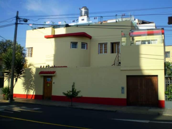 Pirwa B&B Inclan, Lima