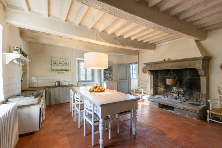"""Farm la Speranza, Tuscan Houses, """"Mint House"""""""