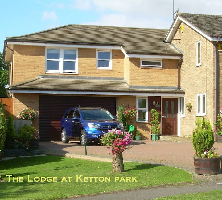 The Lodge at Ketton Park -Stamford & Rutland Water