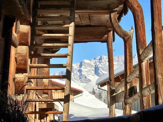 Charmante Unterkunft in den Bergen