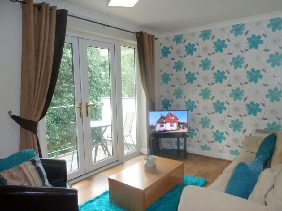 Bluebell Hill, lounge, Bowness on Windermere