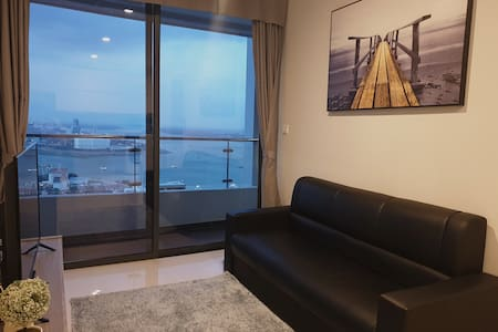 1BR New Apartment Best Location. Good View!