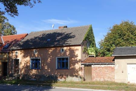 Cooles Ferienhaus in Menz / Stechlin