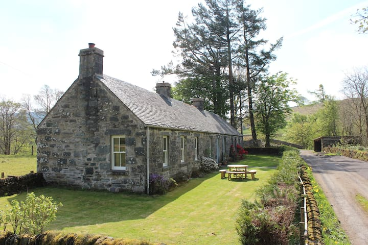 Clachandubh Cottage - Ford - Maison