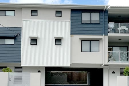 Private room with double bed - Moorooka - 公寓