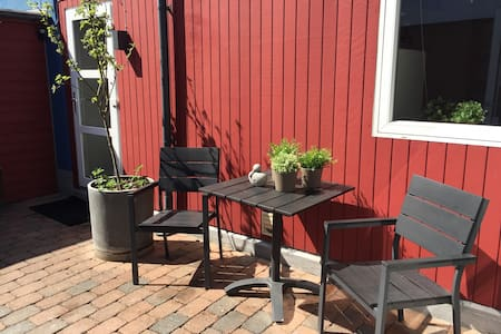 Cosy  privat studio  in Viborg. - 비보르